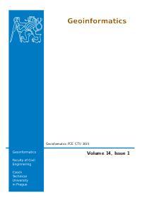 Geoinformatics FCE CTU 14(1), 2015